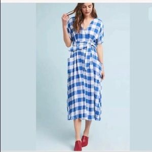 Mara Hoffman wrap dress